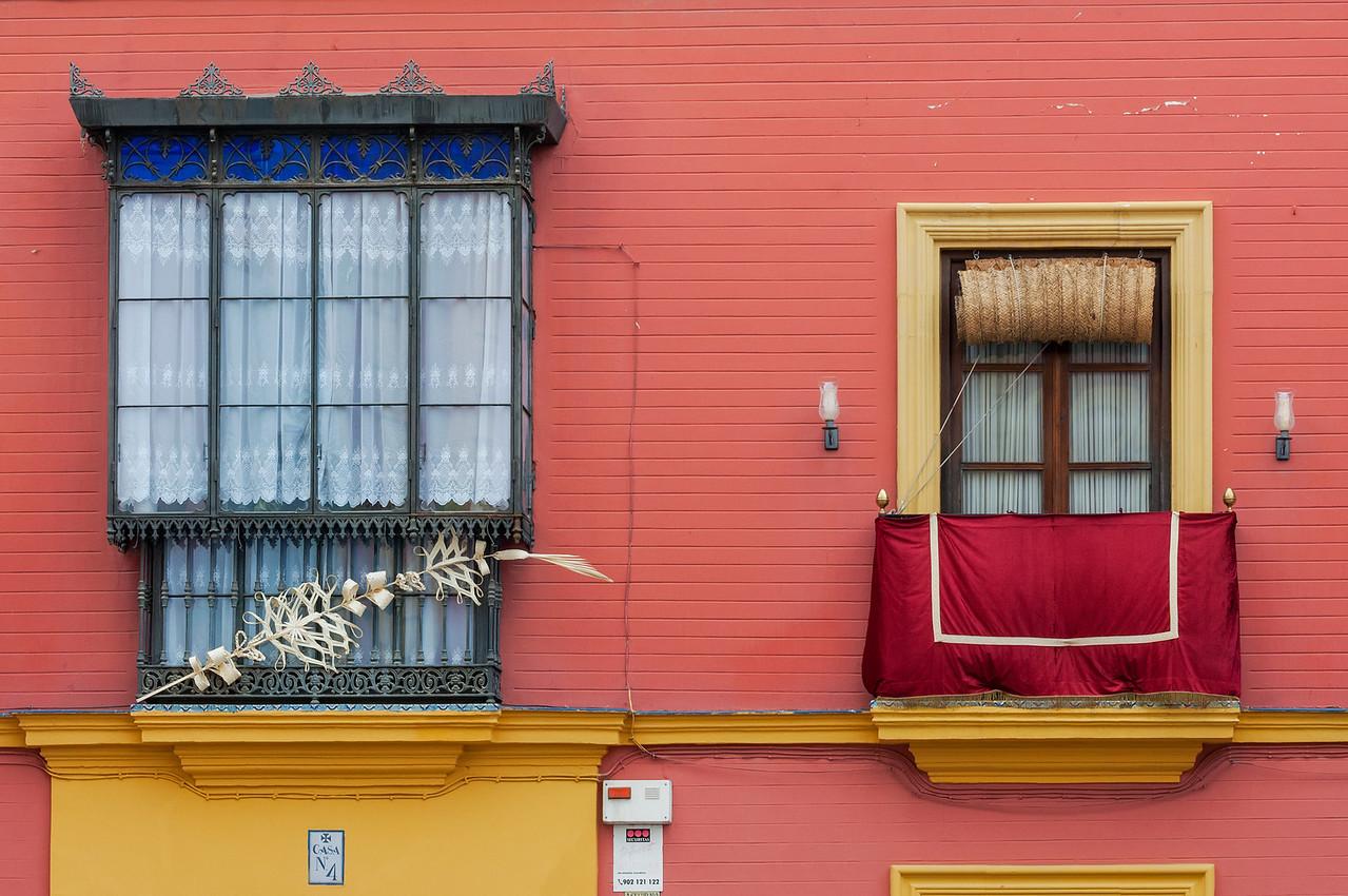 Seville houses