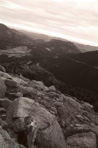 Rocky Mountain National Park, September 2005