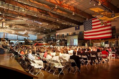 Frontiers of Flight Museum Event