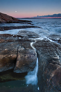 Hazard Rocks near Naragansett, Rhode Island
