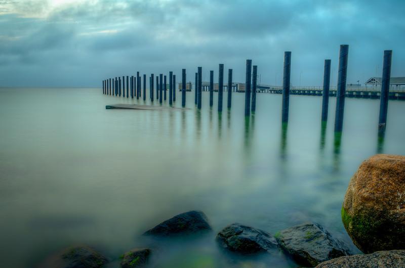 Oak Bluffs - Cloudy Dawn #2