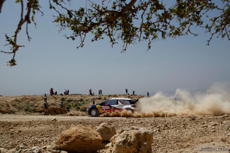 loeb s elena d (fra mc) citroen DS3 WRC jordanie (joli)2