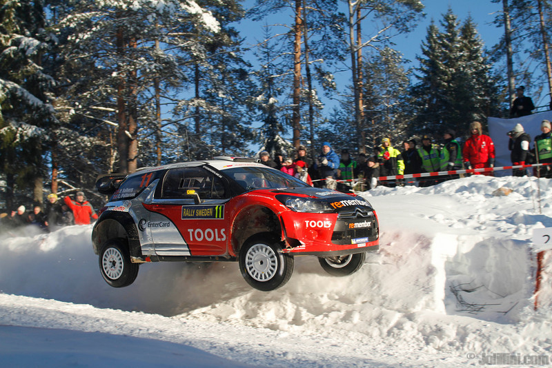 11  solberg p patterson c (nor gbr) citroen DS3 WRC 14