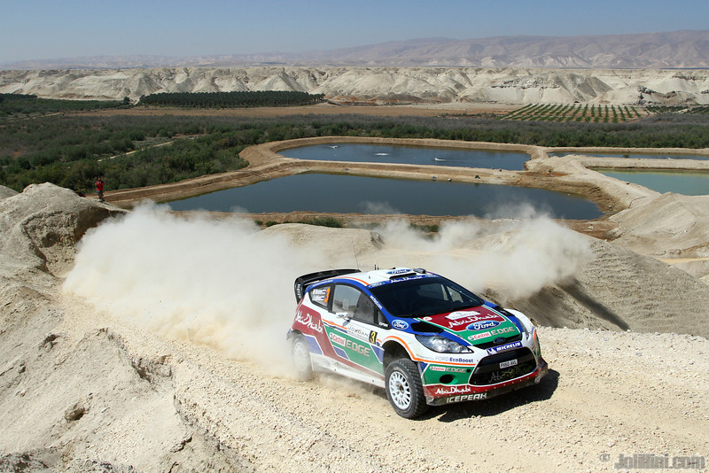 hirvonen m lethinen j (fin) ford fiesta RS WRC jordanie (JL) 61