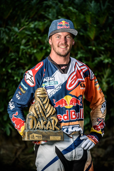 Toby Price - AMCN Dakar Interview (3)