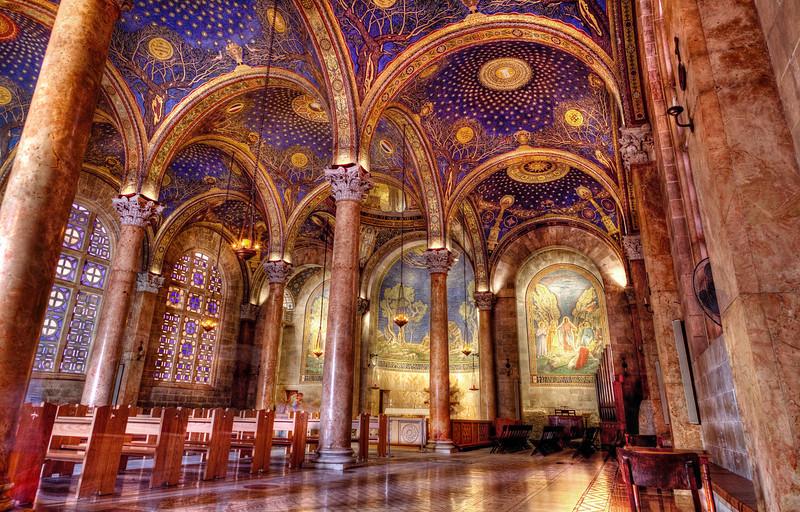 Basilica of Agony, Gethsemane, Jerusalem