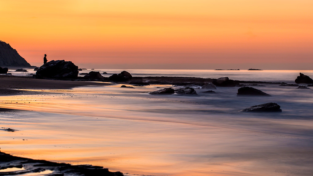 Patterns of the Past echo in the present and resound through the future.... <br /> <br /> <br /> Ywahoo- Crystal Cove at sunrise