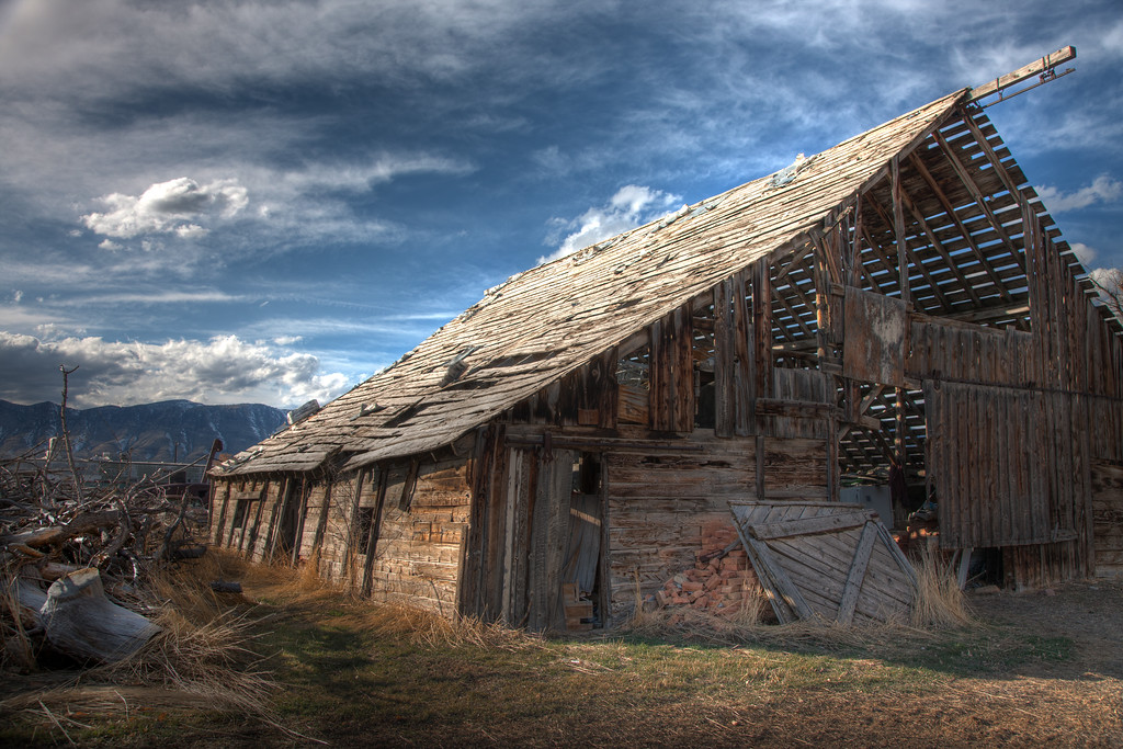 Scipio Utah Barn