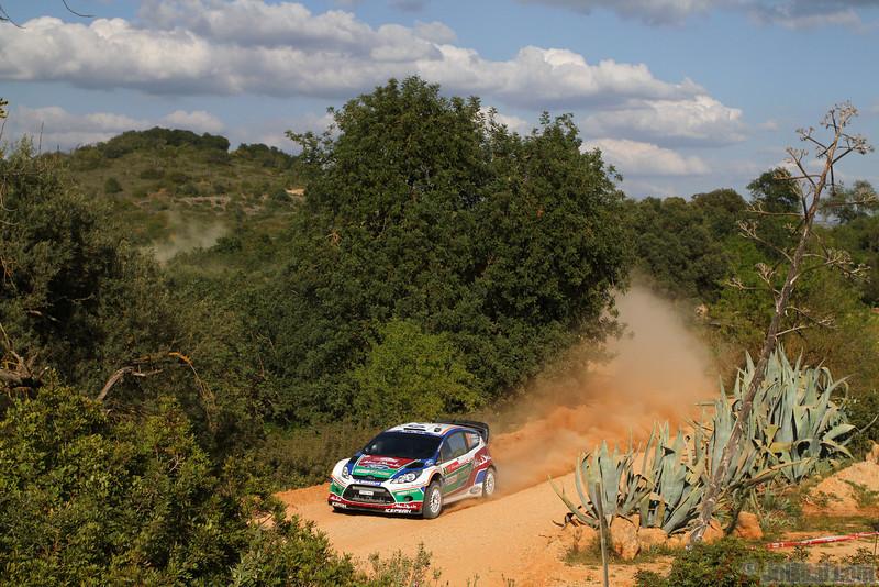 03 hirvonen m lethinen j (fin) ford fiesta RS WRC portugal 08