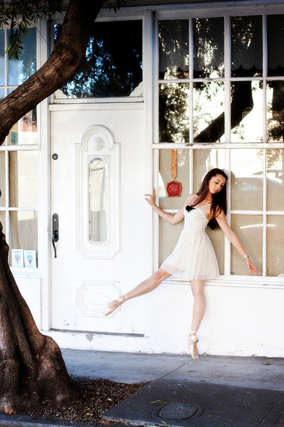 Dancer - Jordan Hammond.<br /> <br /> © 2012 Oliver Endahl