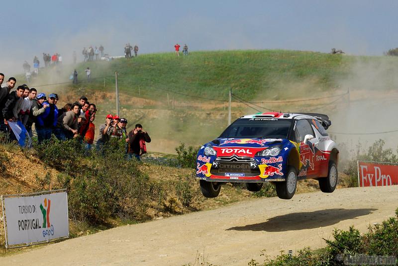 02 ogier s ingrassia j (fra) citroen DS3 WRC portugal 30