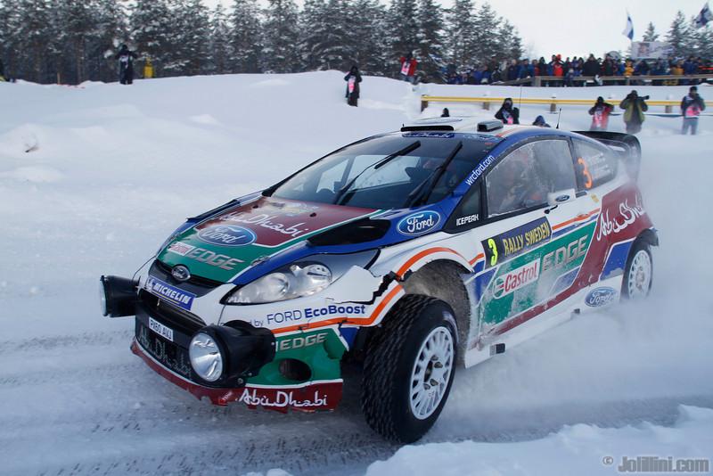 3 hirvonen m lehtinen j(fin) ford fiesta RS WRC 11