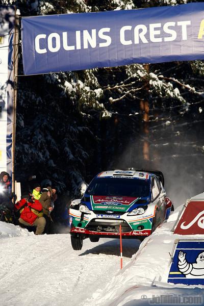 4 latvala jm anttila m (fin) ford fiesta RS WRC 12