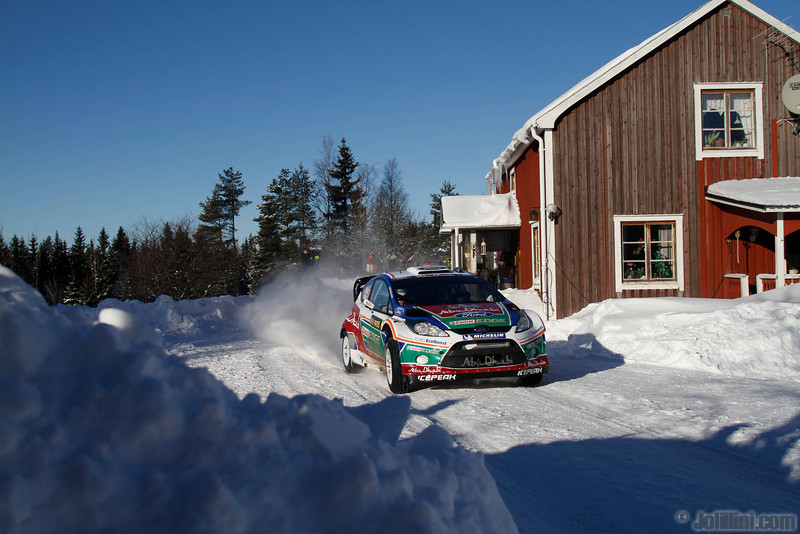 4 latvala jm anttila m (fin) ford fiesta RS WRC 32
