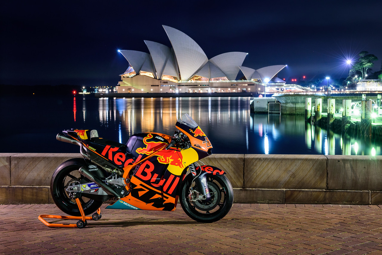 KTM RC16 - Sydney Harbour (59 of 61)