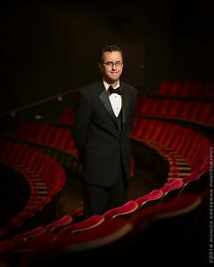 Dr. Andrew Davis, Director - Moore's School of Music, The University of Houston
