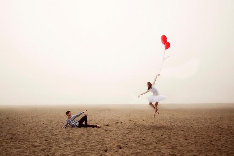 Dancers - Devon Carbone & Ellen Hummel.<br /> <br /> © 2011 Oliver Endahl