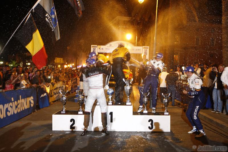 podium PEUGEOT BELUX - 039