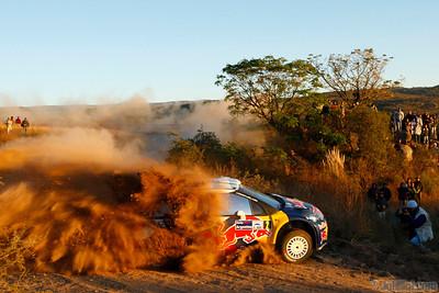 ogier s ingrassia j (fra) citroen DS3 WRC argentine (jL)