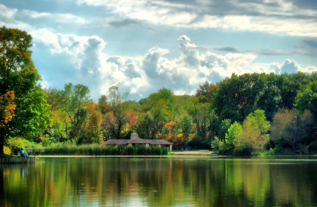 Forest Preserve - Lisle, IL