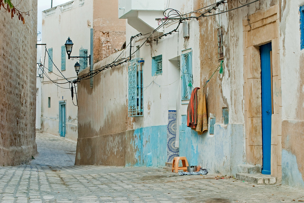 Streets of Tunisia