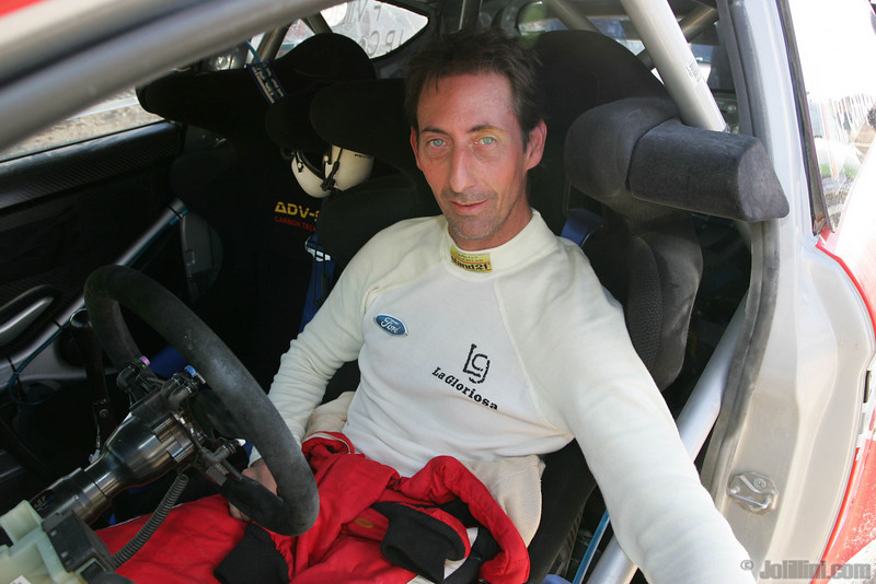 villagra f perez companc (ra) ford fiesta RS WRC jordanie (JL) 60