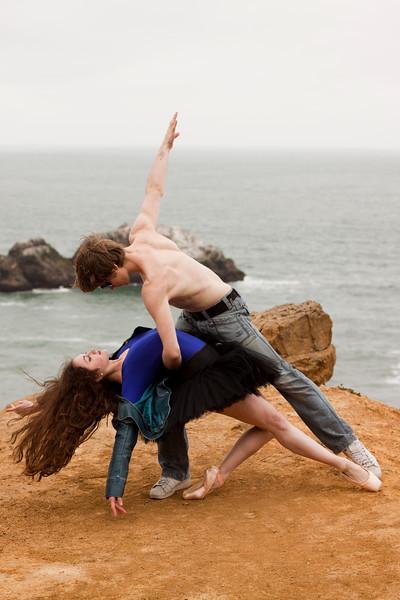Dancers - Ellen Hummel & James Wynn.<br /> <br /> © 2011 Oliver Endahl