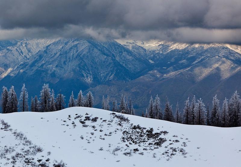 Beautiful mountains of Utah
