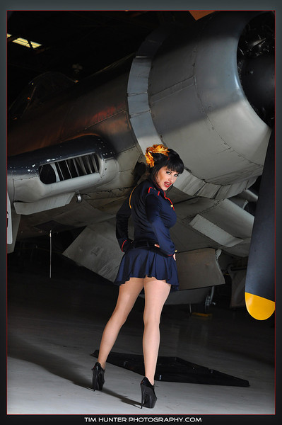 Josi Kat - F4U Corsair