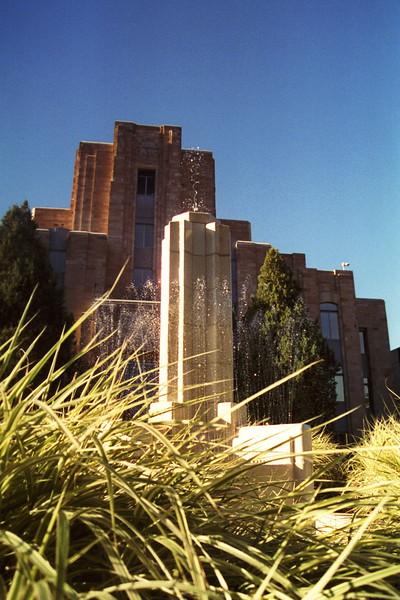 Boulder, Colorado, September 2005