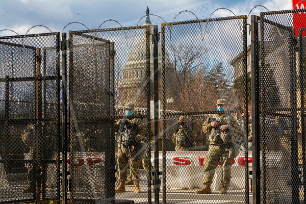 National Guard mobilized for Joe Biden Inauguration