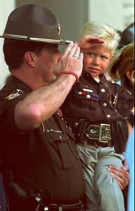 POLICE MEMORIAL SERVICE