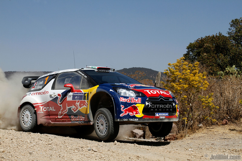 loeb s elena d (fra mc) citroen DS3 WRC mexique (jl)01