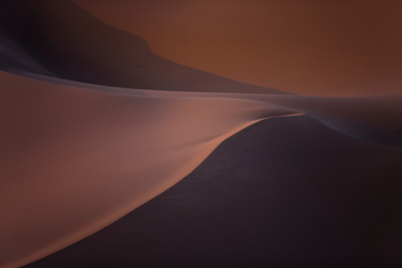 Imperial Dunes of Southern California