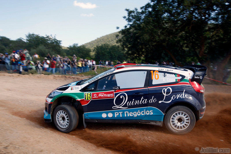 16 sousa b costa a (prt)  ford fiesta RS WRC portugal 02