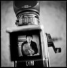 'Sung Joon Koo, Photographer, Through the Viewfinder of His Own Camera'<br /> Environmental Portrait series, Daniel Driensky © 2009