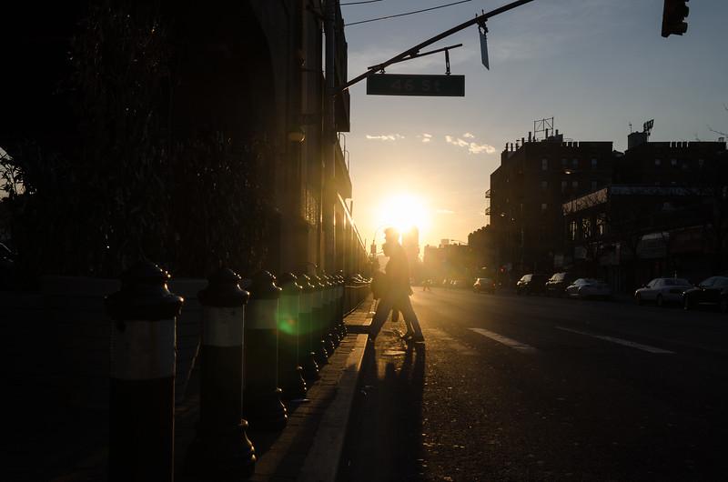 Setting Sun - Kent Atwell
