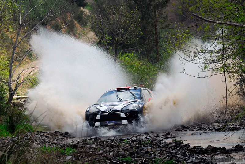 08 raikkonen k lindstrom k (fin) citroen DS3 WRC portugal 49