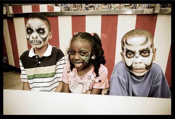 'Facepaint'<br /> State Fair of Texas series <br /> Daniel Driensky © 2008