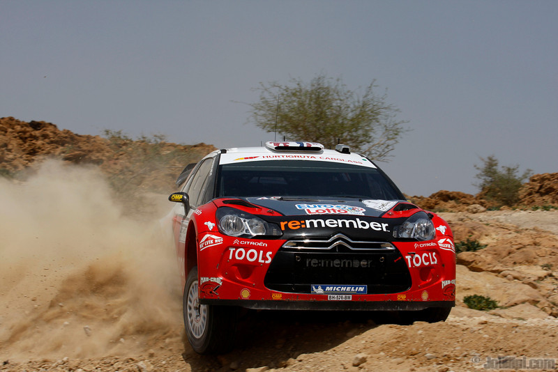solberg p patterson c ( nor gb) citroen DS3 WRC jordaniel (j lillini) 3