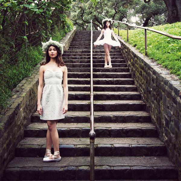 Dancers - Katerina Louise & Natasha Sheehan.<br /> <br /> © 2012 Oliver Endahl
