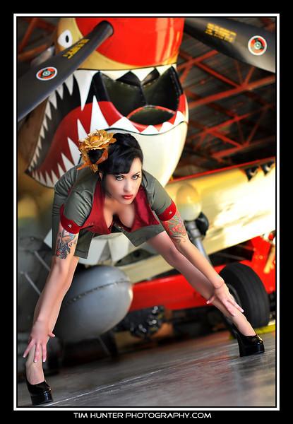 Josi Kat - P40 Warhawk