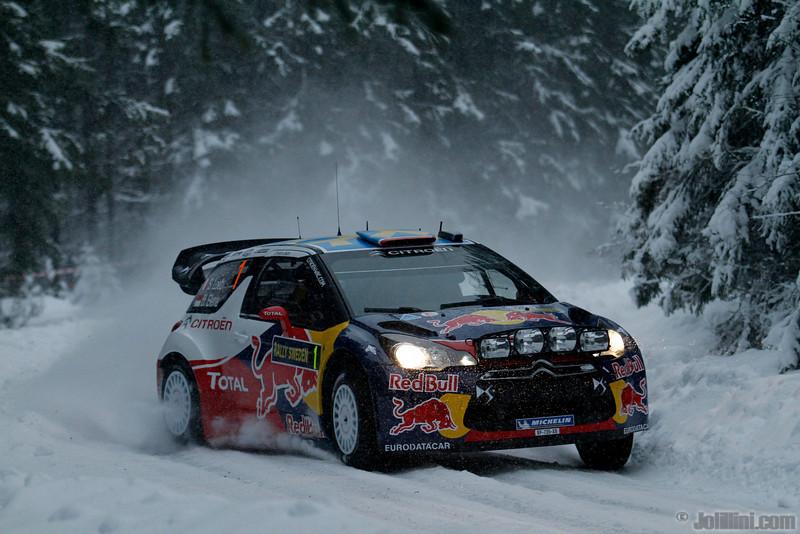 1 loeb s elena d (fra) citroen DS3 WRC 3
