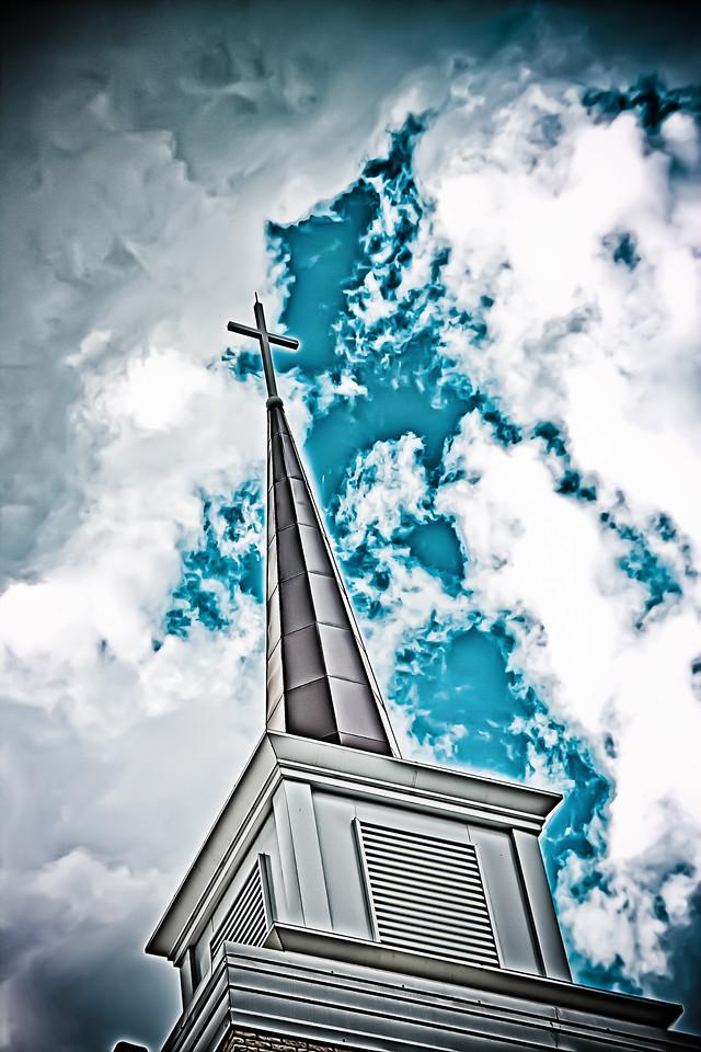 Sand Spring Baptist Church, Lawrenceburg, KY