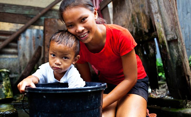 Washing - Philippines
