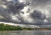 Stormy Skies at Chukalooski