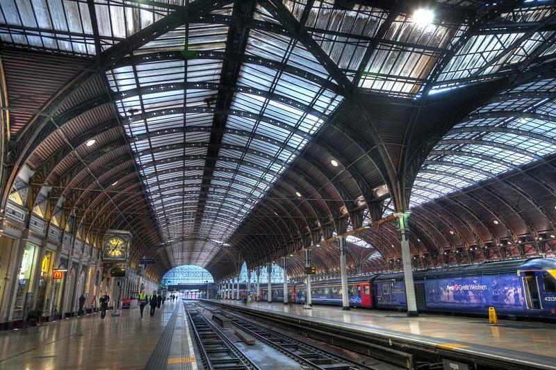 Paddington Station - London