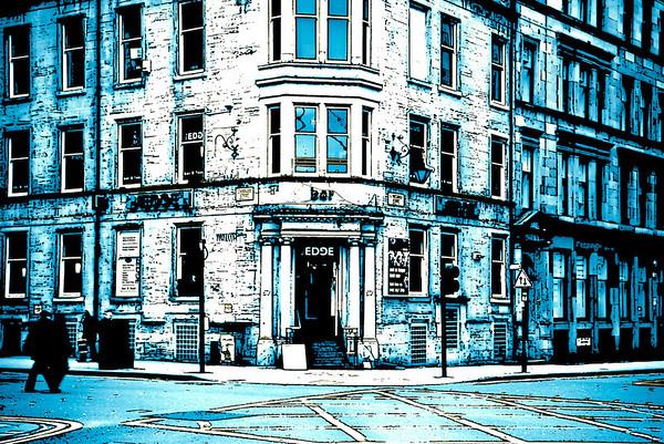Glasgow Street Corner