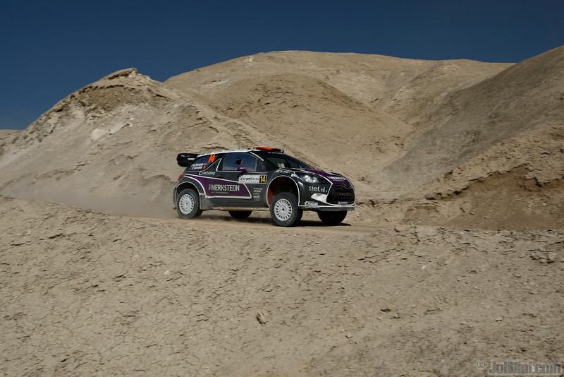 van merksteijn p chevaillier e ( nld bel) citroen DS3 WRC jordanie (j lillini) 13