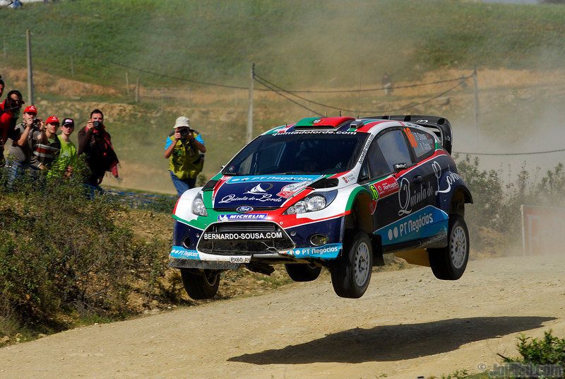 16 sousa b costa a (prt)  ford fiesta RS WRC portugal 30